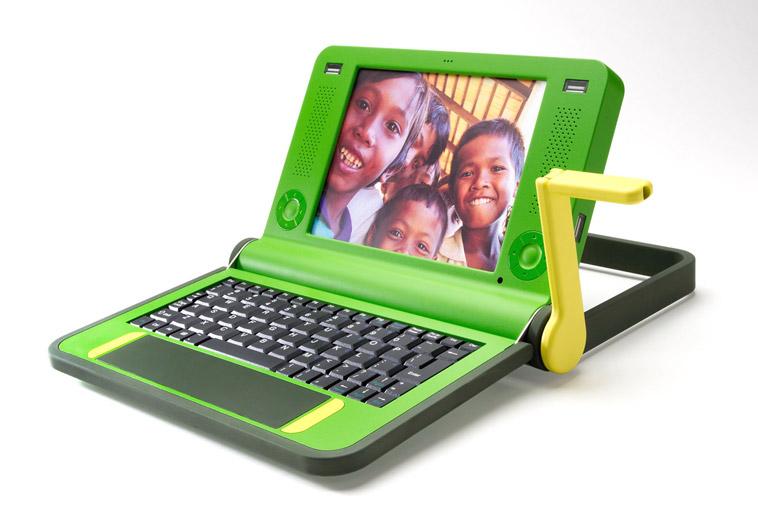 Laptopul de 100$ OLPC