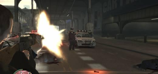 Violenta in GTA 4