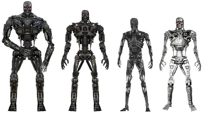 Diferite tipuri de Terminatori