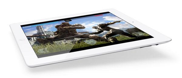 iPad se descurca bine pe post de consola de jocuri
