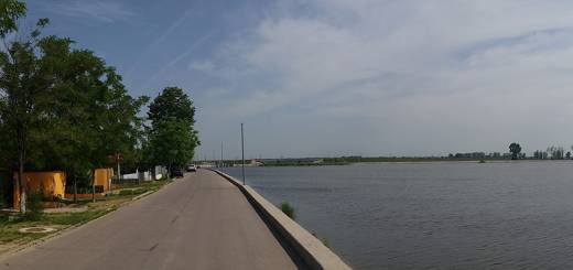 panorama lacul cernica