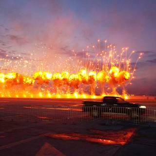 BIAS 2015 miting aviatic - explozii