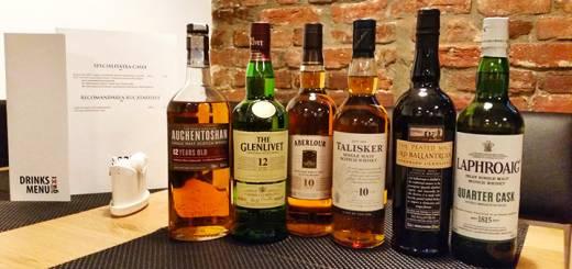 degustare whisky guxt