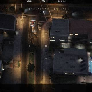 GTA 5 PC - Vedere din elicopterul de politie