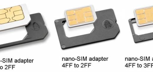 Faceti loc in buzunar pentru adaptoare micro si nano SIM