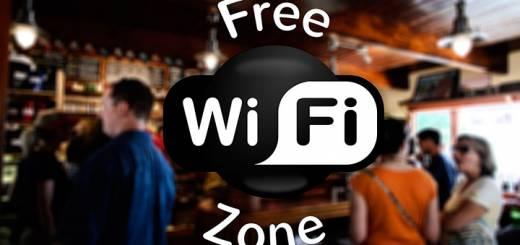 zona conexiune wifi wireless