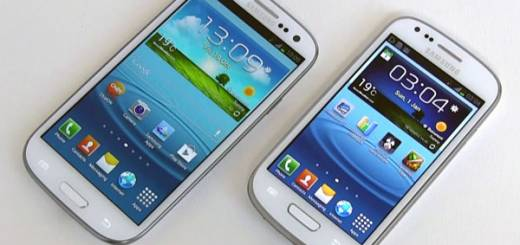 Samsung Galaxy S3 Mini vs Galaxy S3