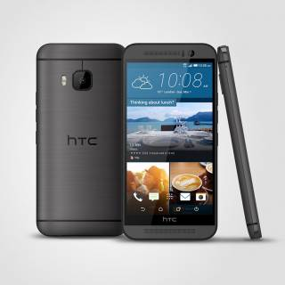htc one m9 gunmetal gray