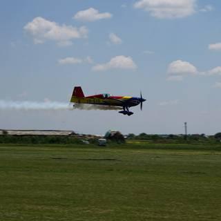Clinceni Airshow 2015 miting aviatic - Hawks of Romania zbor razant