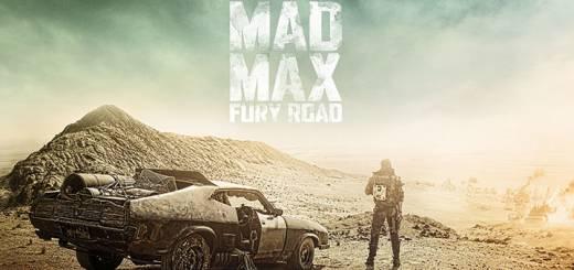 Mad Max: Fury Road poster film