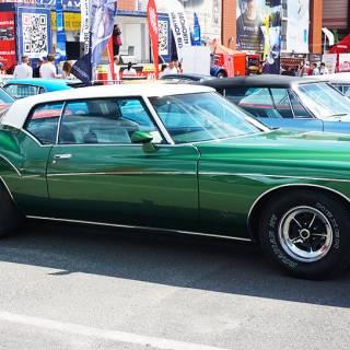 Retro American Muscle Cars - Buick Riviera