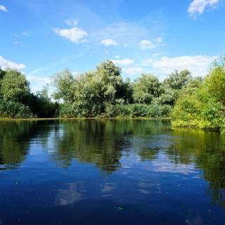 Excursie in Delta Dunarii - pe canale