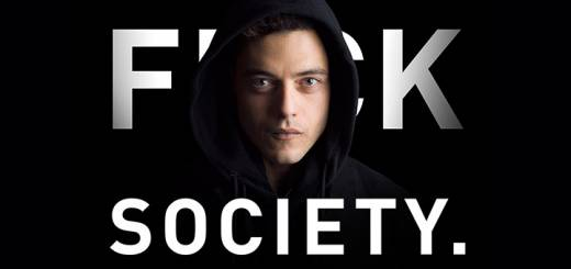 Mr. Robot f-Society
