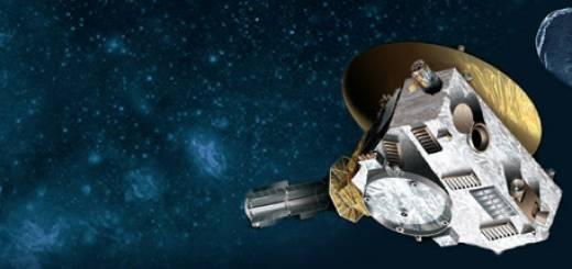 new horizons planeta pluto drive by
